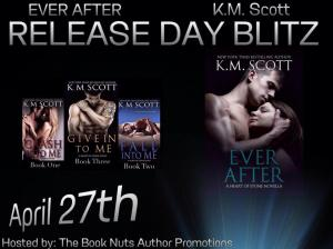 Release day blitz for ever after