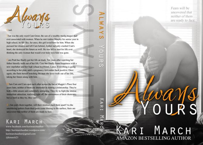 Always Yours paperback cover