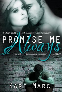 Always Yours Tour Promise Me Always Book Cover