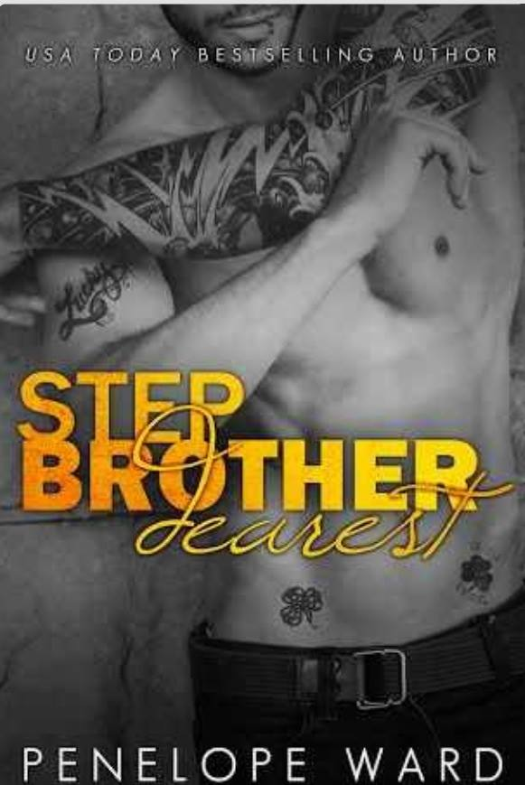 p ward step brother book cover