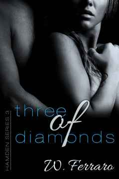 Three of Diamonds cover