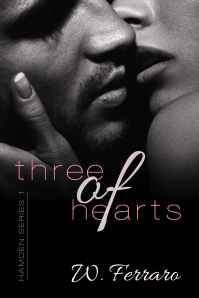 Three of Hearts cover