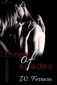 Three of Spades cover