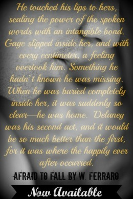 NOW LIVE gage and delaney teaser 2