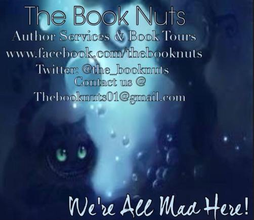 the book nuts signing card for tours