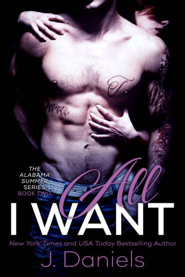 jd all I want ebook cover