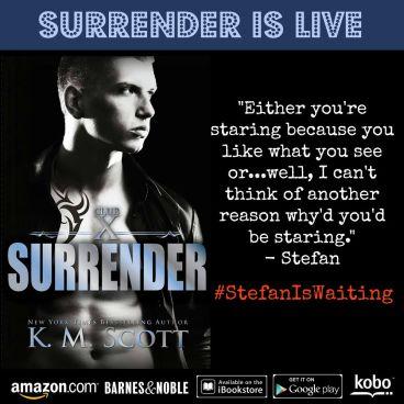 km tour surrender teaser 3