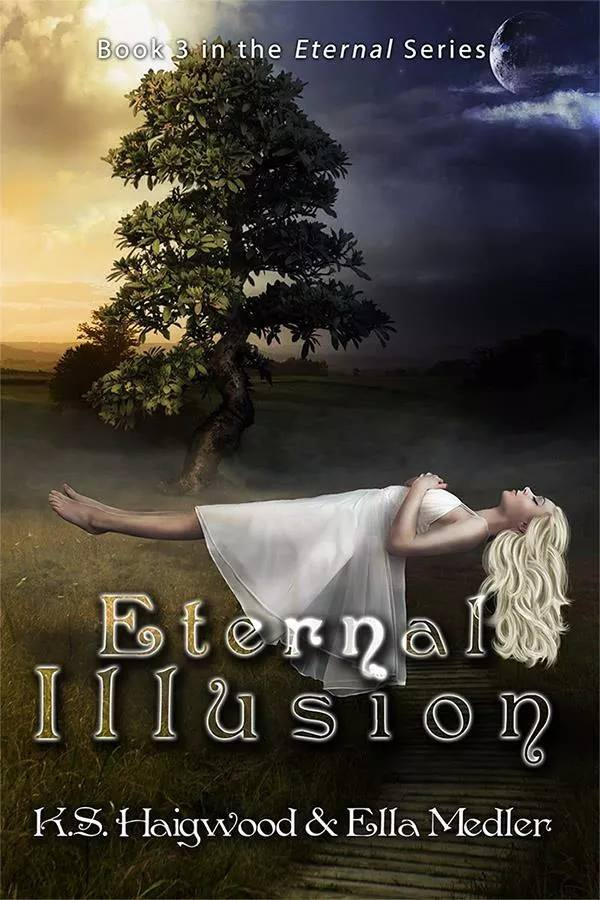 KS Eternal Illusion by KS HAIGWOOD and ELLA Medler