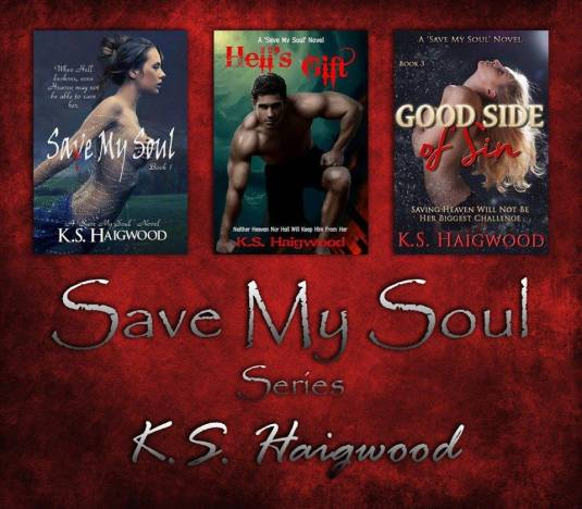 KS Haigwood graphic for her series