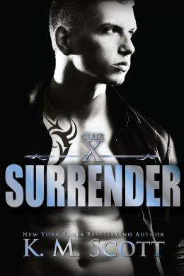 surrender book cover ebook for tour Kel