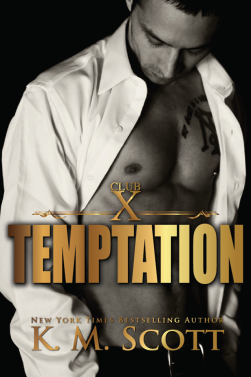 temptation book cover km scott