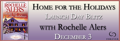 Home for the Holidays Launch Day Blitz