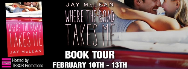 where the road takes me book tour