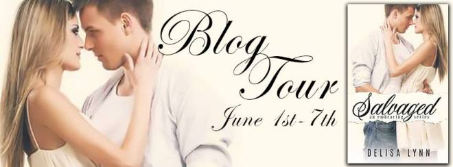 Salvaged Blog Tour