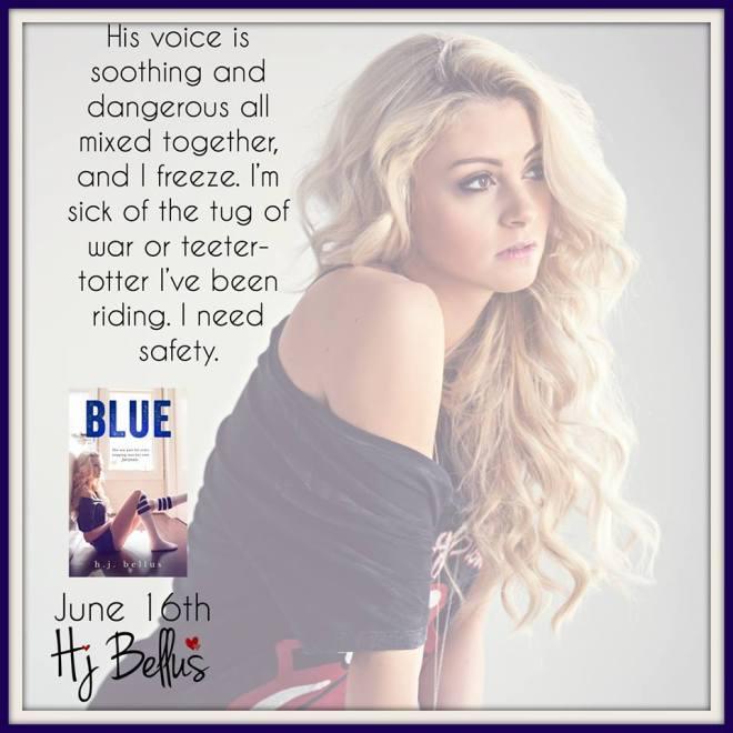 Blue Teaser 2