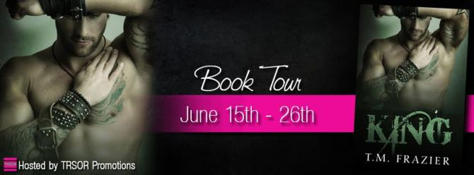 king book tour