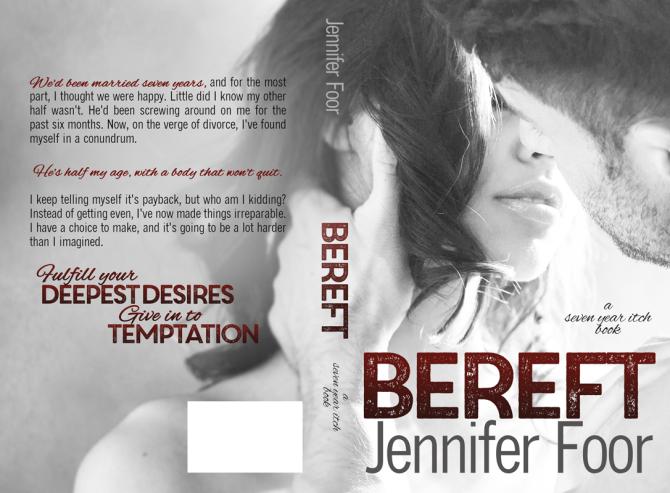 bereft cover paperback