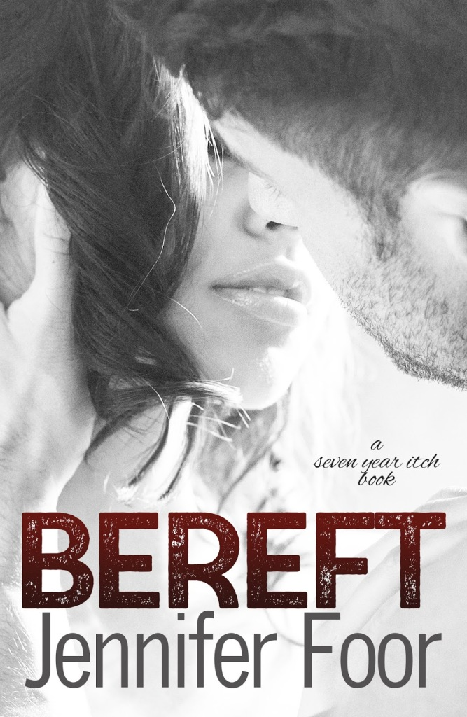 bereft ebook cover