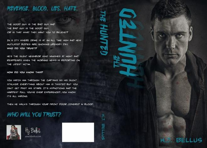 the hunted final cover