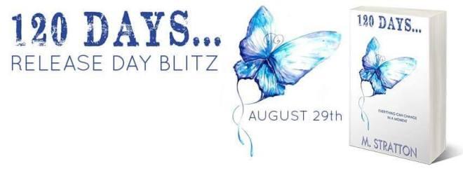 120 Days Banner