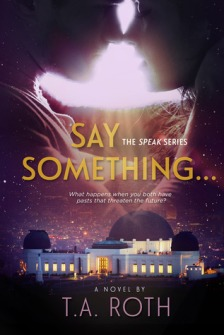Say Somthing