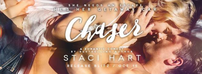 Release Day: Chaser by Staci Hart