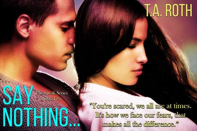 Say Nothing Teaser